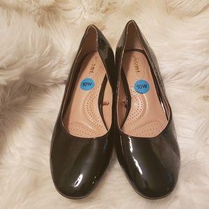 Whitemt Malika womens black shoe